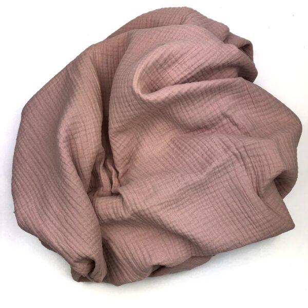 Hydrofiele doek oud roze